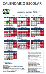 Calendario Escolar Extremadura.Ya Tienes Disponible El Calendario Escolar Descargable Para El Curso
